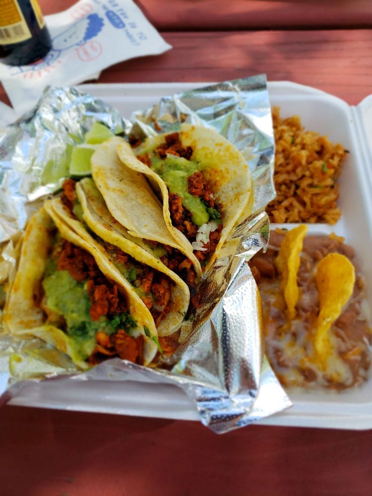 Tacos Al Pastor: 623 Old Steese Hwy, Fairbanks, AK