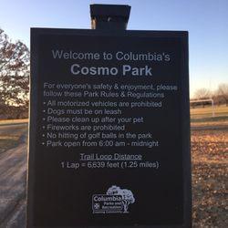 Cosmo Park - 17 Photos - Soccer - 1615 Business Lp 70 W