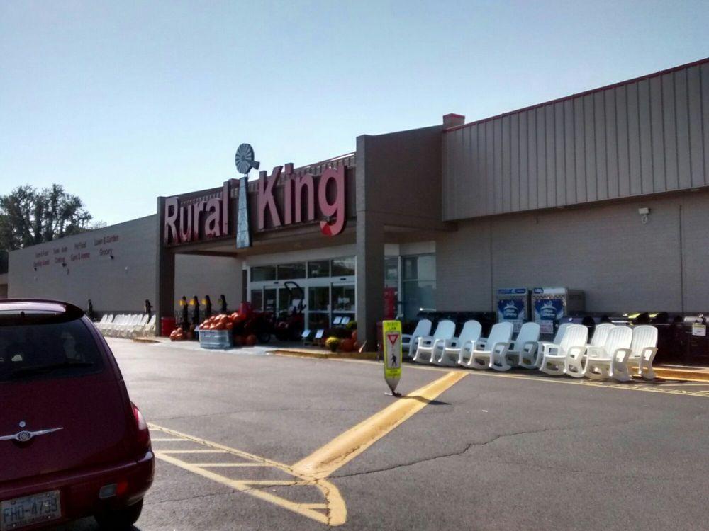 Rural King: 2876 Greensboro Rd, Martinsville, VA