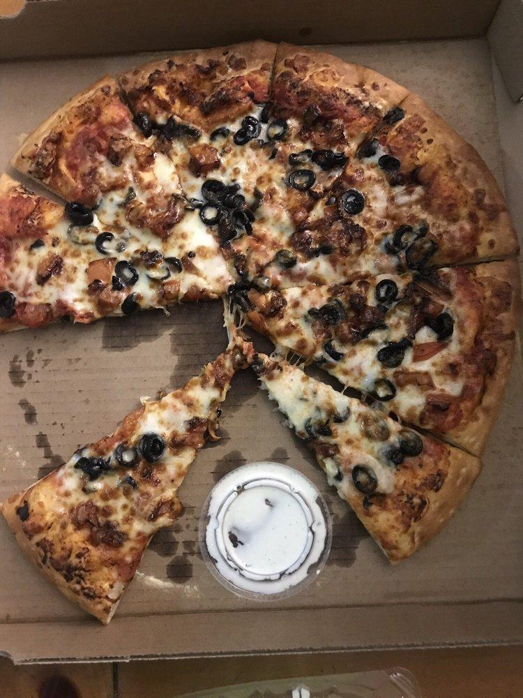 Cicero's Pizza: 2408 M 137, Interlochen, MI