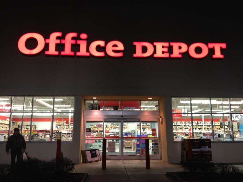 Office depot material de oficina 3106 lee hwy bristol for Oficina depot