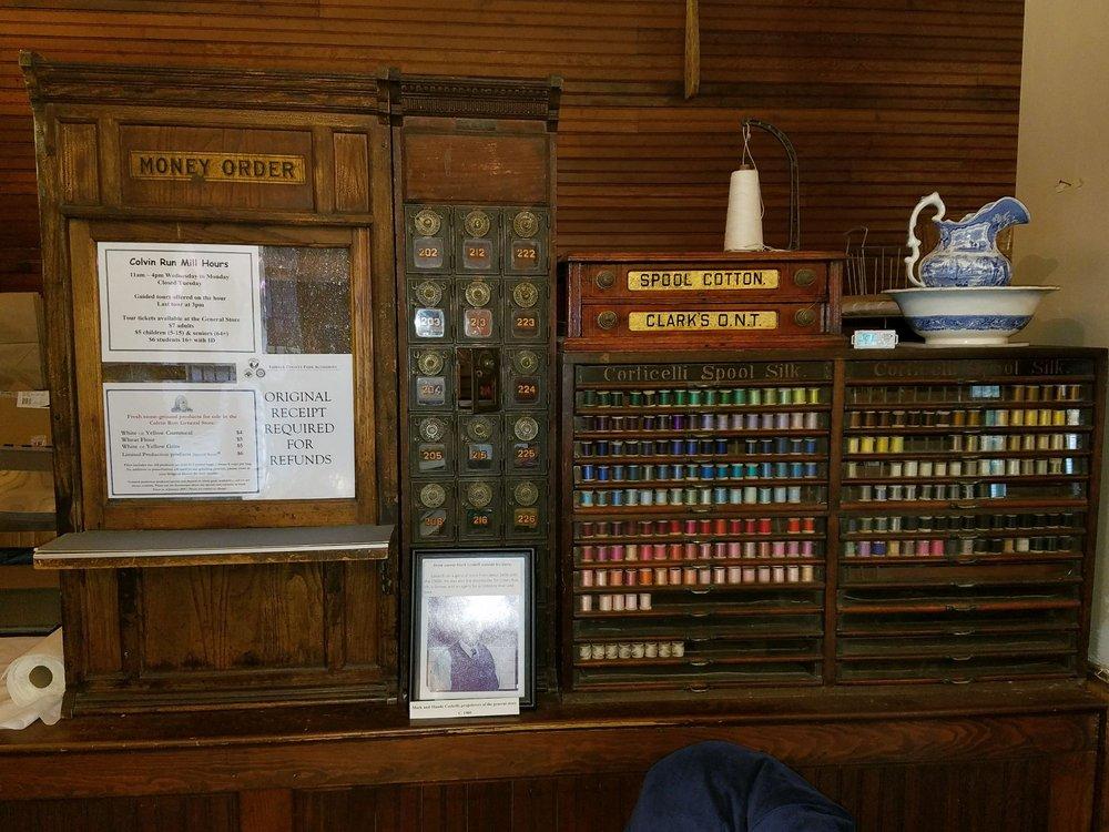 Colvin Run Mill Historic Site