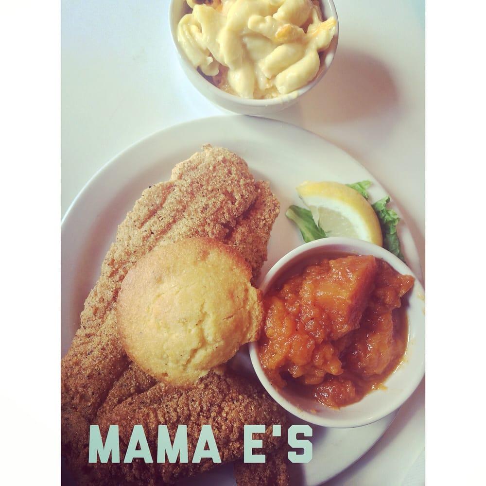 Mama E S Soul Food Oklahoma City