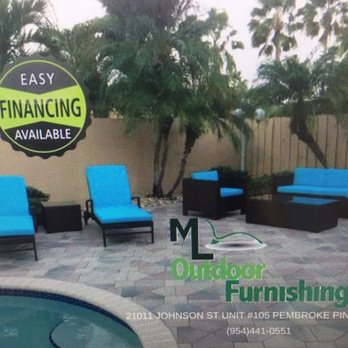 Photo Of ML Outdoor Furnishings   Pembroke Pines, FL, United States. This  Place