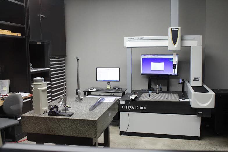 Daystar Machining Technologies: 356 Cane Creek Rd, Fletcher, NC