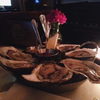 Barn Joo - Mmm, $1 Happy Hour Blue Point Oysters. - New ...