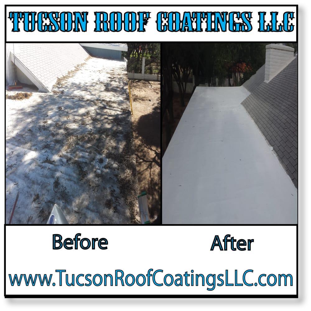 Tucson Roof Coating   Yelp