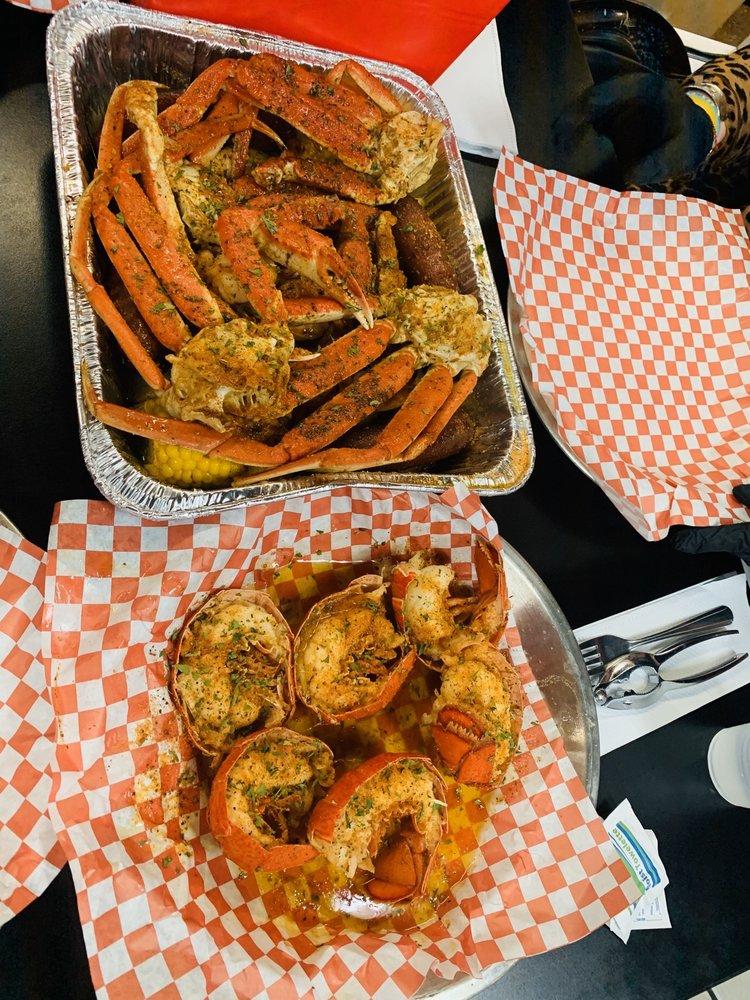 Krab Kingz Seafood: 7740 Watson Rd, St. Louis, MO