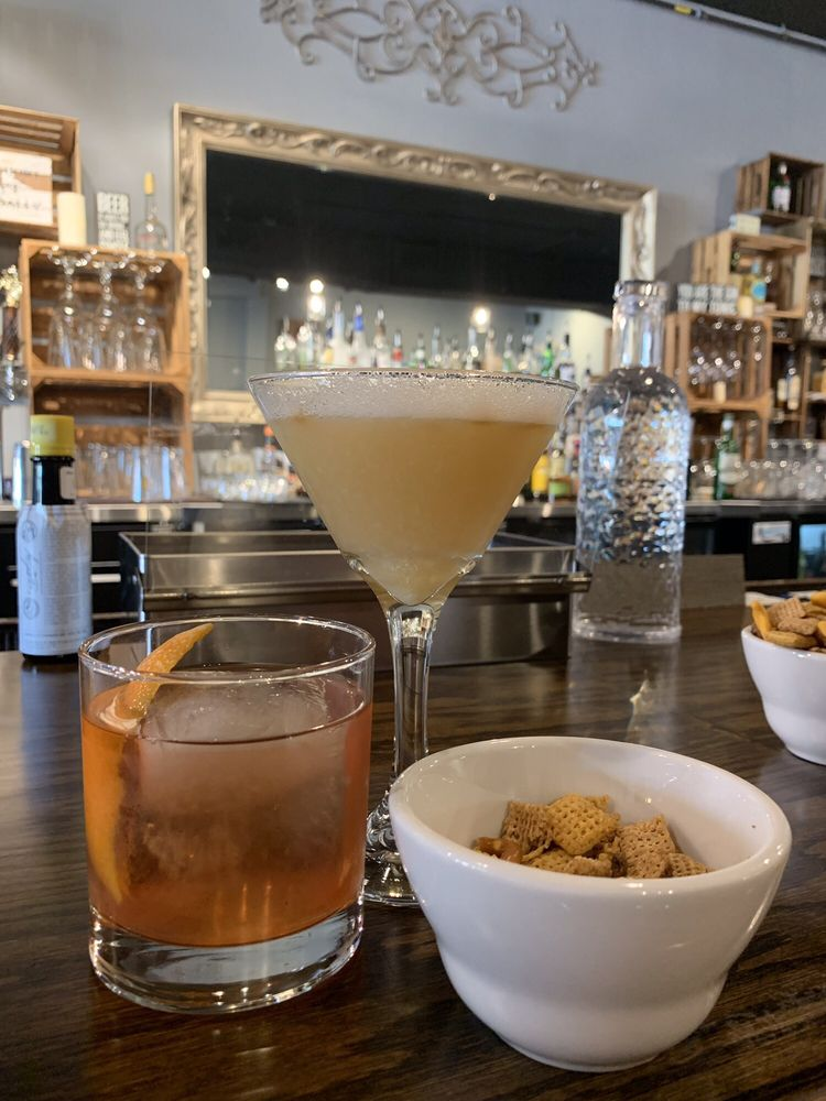 Tonic Bar & Social Club: 158 S White St, Wake Forest, NC