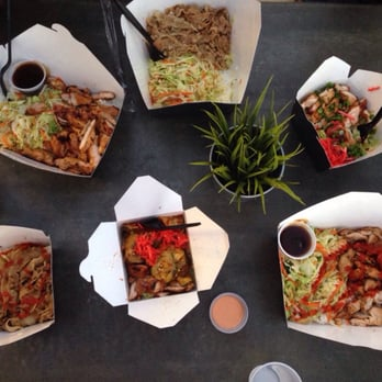 Captivating Photo Of Hana Kitchen   Isla Vista, CA, United States. The Variety Of