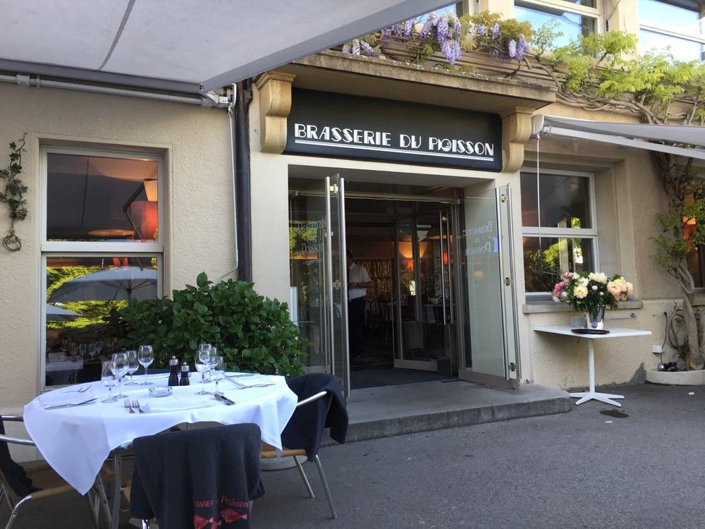 Restaurant du Poisson - Auvernier