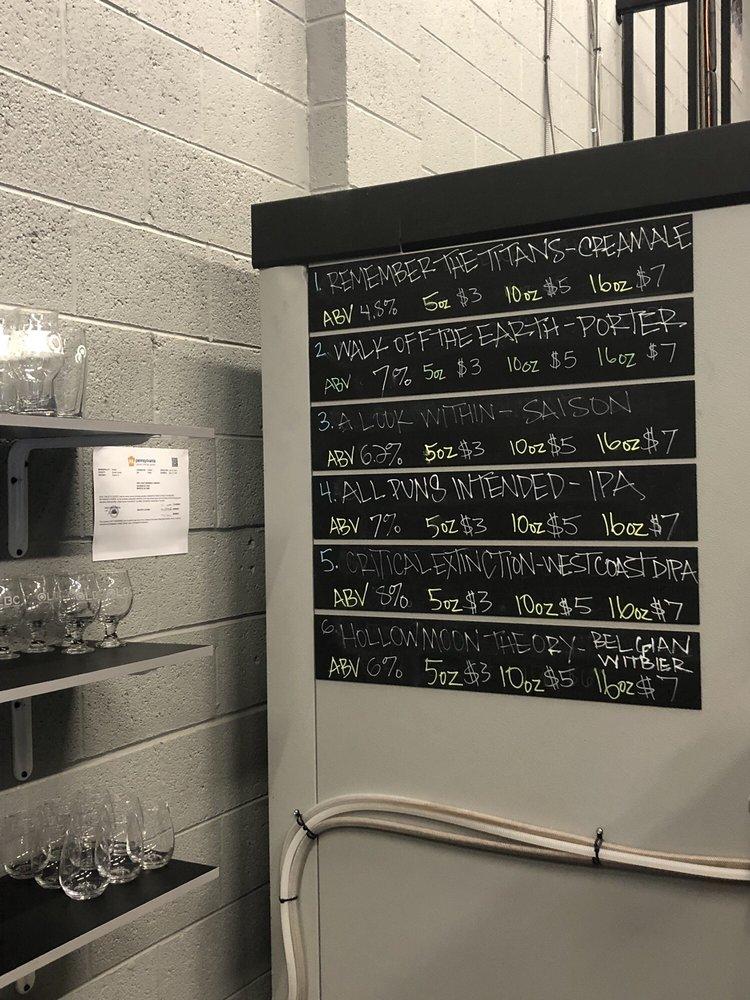 Odd Logic Brewing Company: 500 Bristol Pike, Bristol, PA