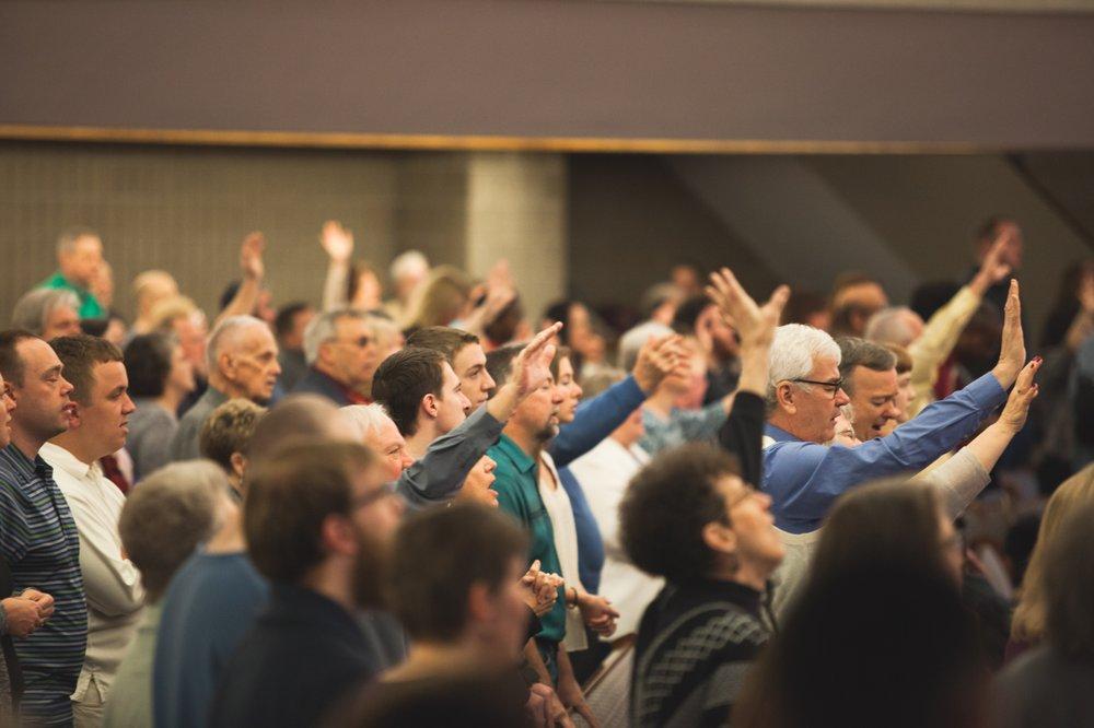 Christian Celebration Center: 6100 Swede Ave, Midland, MI