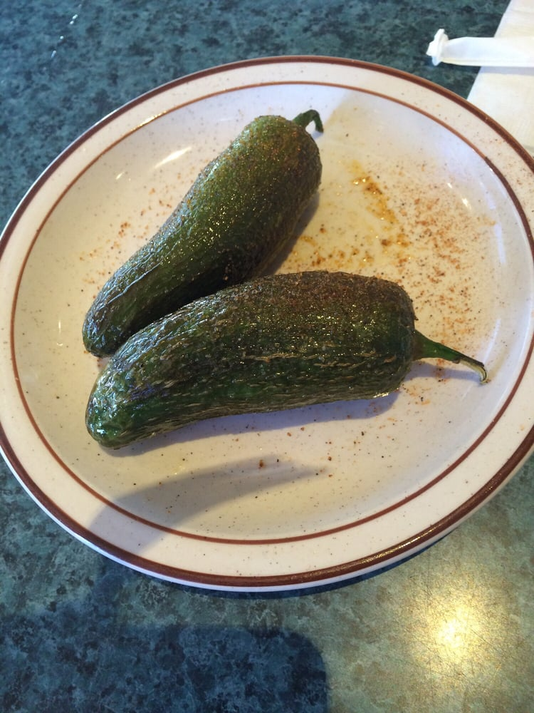 Chiles Toriados Are The So Tasty With Your Breakfast Or With Tacos Yelp