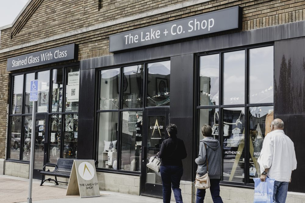The Lake & Co. Shop: 403 NW 1st Ave, Grand Rapids, MN