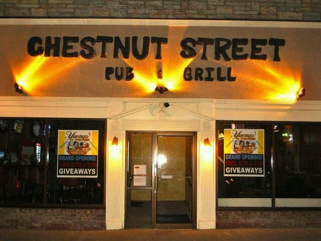 Food from Chestnut St Pub & Grill