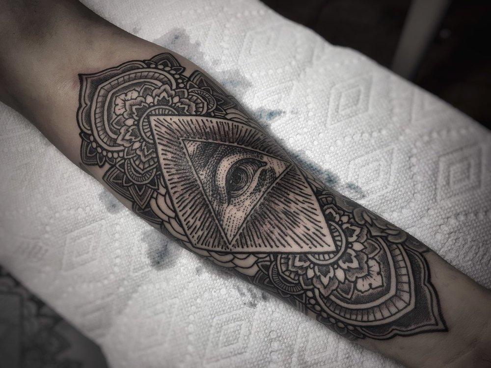 Sacred Tattoo NYC: 424 Broadway, New York, NY