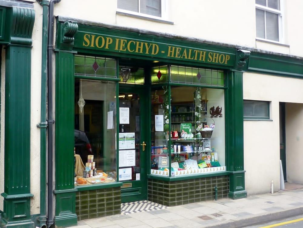 Health And Food Llanrwst Shop