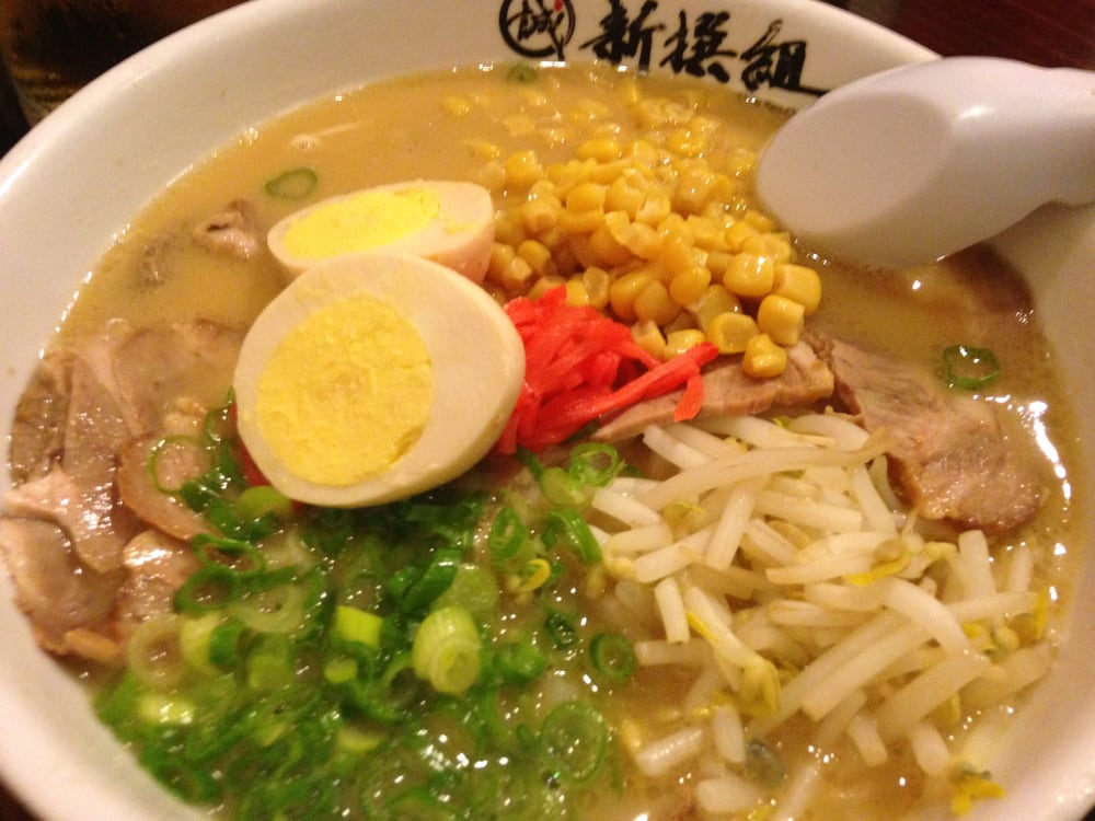Shin-Sen-Gumi Hakata Ramen-Fountain Valley
