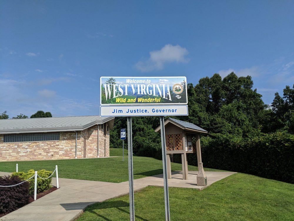 Burnsville Rest Area: I-79 S, Burnsville, WV