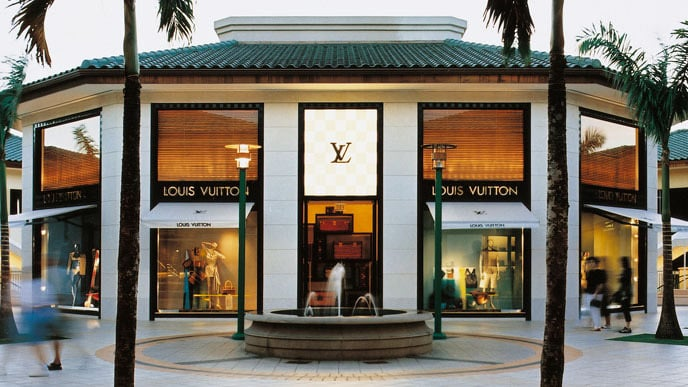 Louis Vuitton Maui Wailea