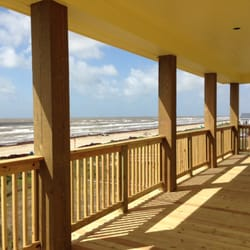 Photo Of The Mustard Seed Oceanfront Vacation Rental Surfside Beach Tx United