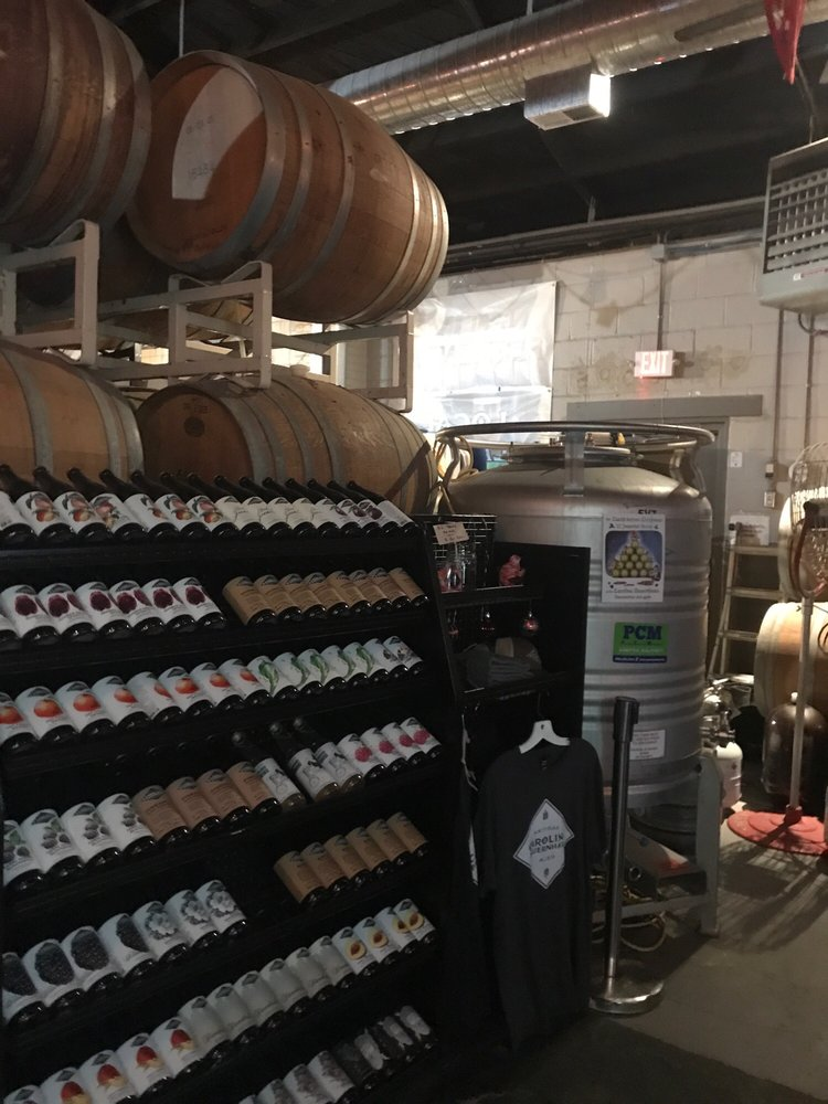 Carolina Bauernhaus Ales: 115 W Federal St, Anderson, SC