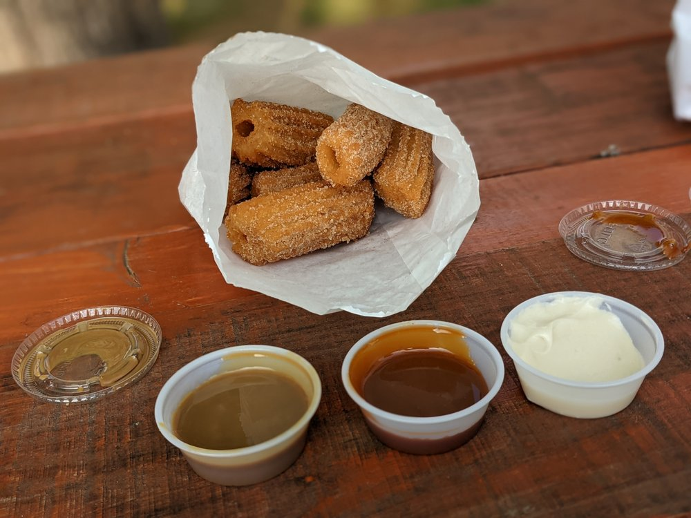 Honchos The House Of Churros: 6421 Broadway St, Alamo Heights, TX