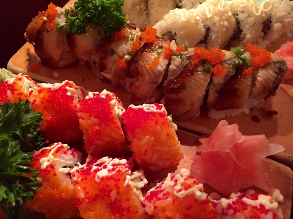 Camon Japanese Restaurant: 1332 Assembly St, Columbia, SC