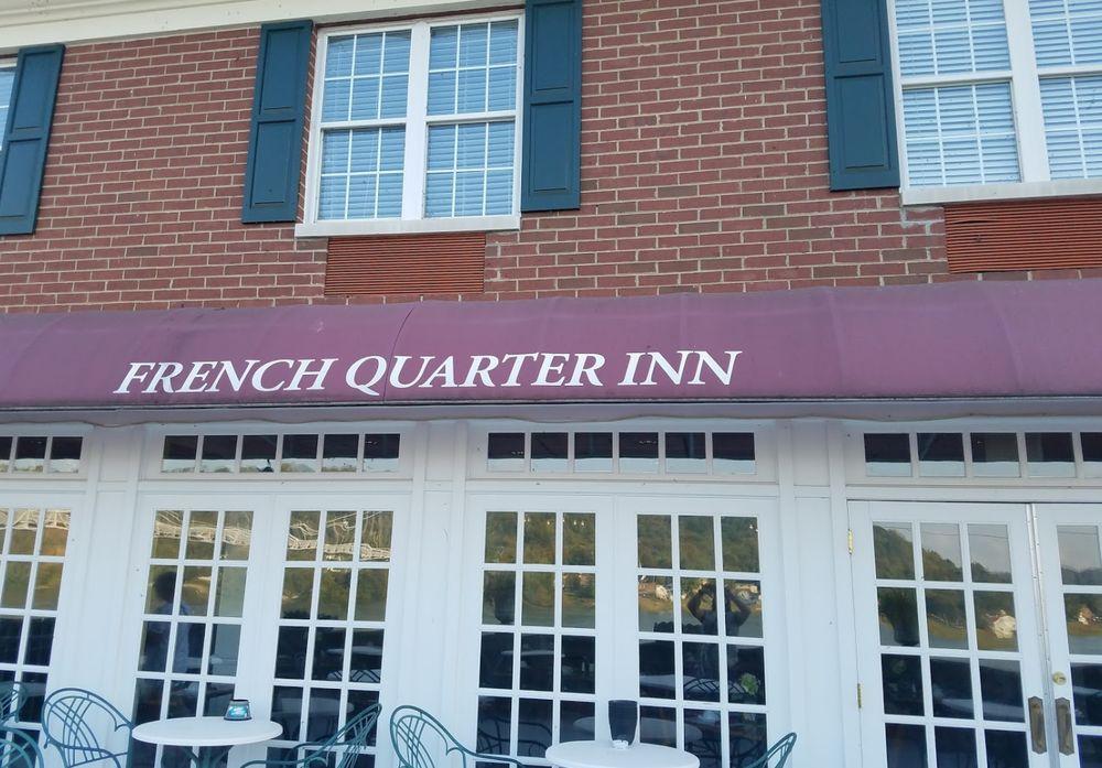 French Quarter Inn: 25 E McDonald Pkwy, Maysville, KY