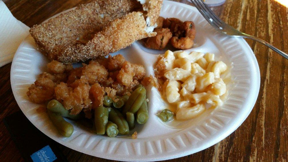 Jay's Seafood Restaurant: 40439 Stony Gap Rd, Albemarle, NC