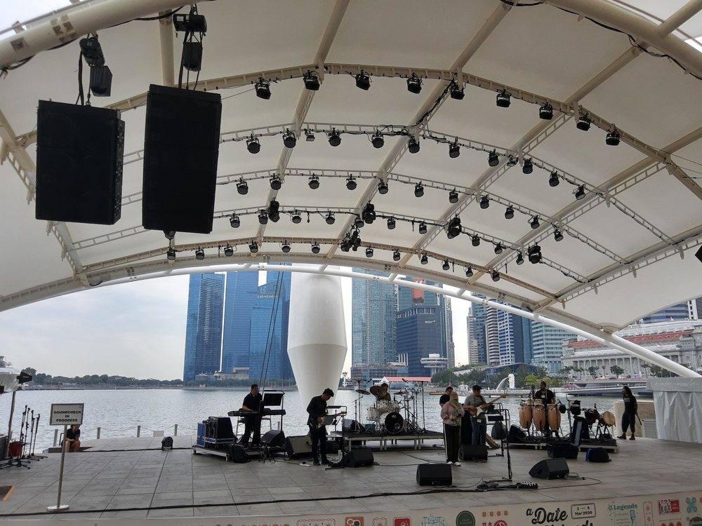 Esplanade Outdoor Theatre