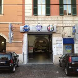 Officine lucidi riparazioni auto via giovanni giolitti for 2 officine di garage per auto