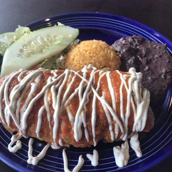 Photo Of Chilango S Seafood Restaurant Kenner La United States Overstuffed Juicy