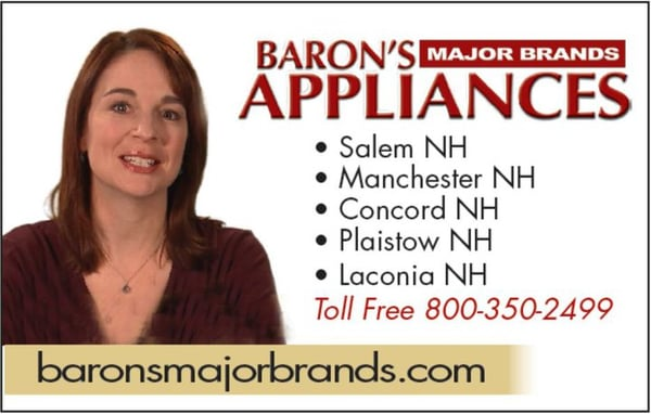 Baron S Major Brands 344 Broadway M Nh Electronic Equipment Supplies Retail Mapquest