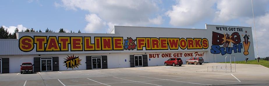 Photo of State Line Fireworks: Heflin, AL