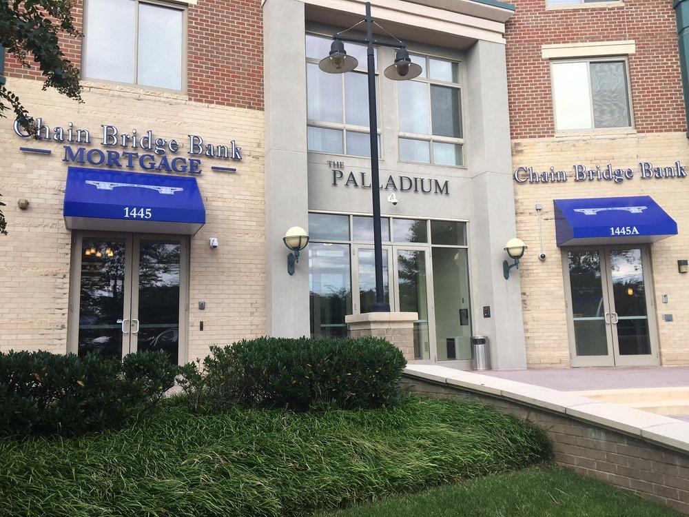 Chain Bridge Bank: 1445-A Laughlin Ave, McLean, VA