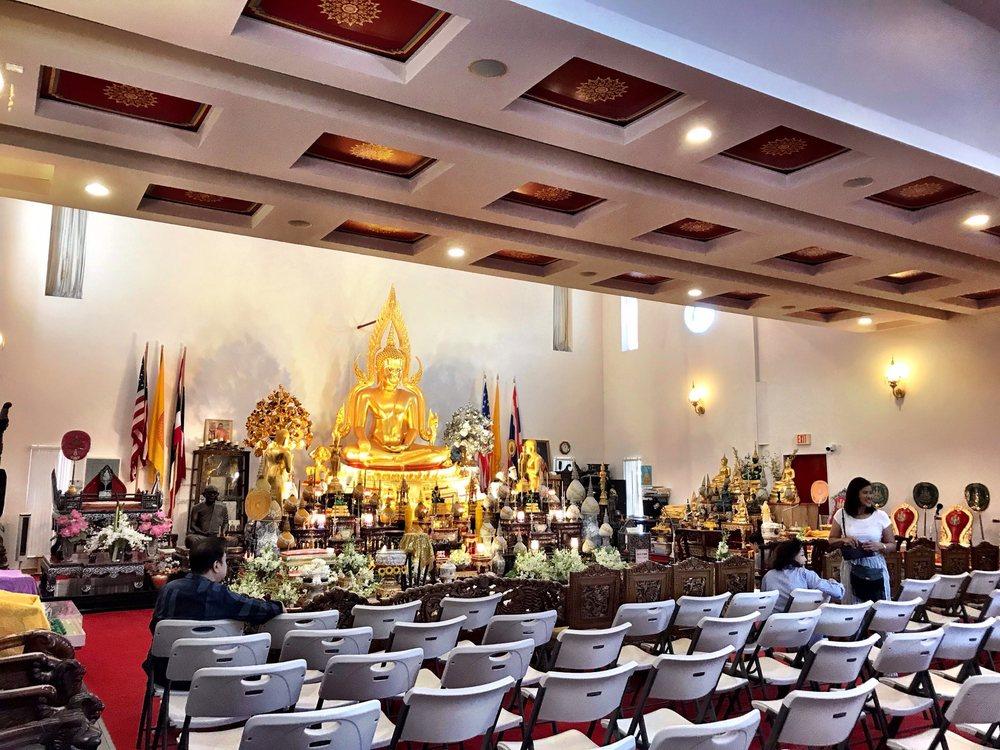 Wat Buddharangsi Buddhist Temple of Miami: 15200 SW 240th St, Homestead, FL
