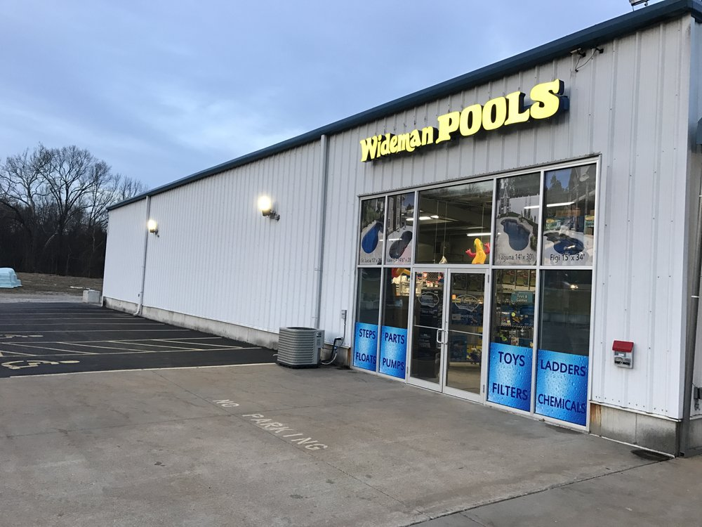 Wideman Pools: 2567 US 67, Festus, MO