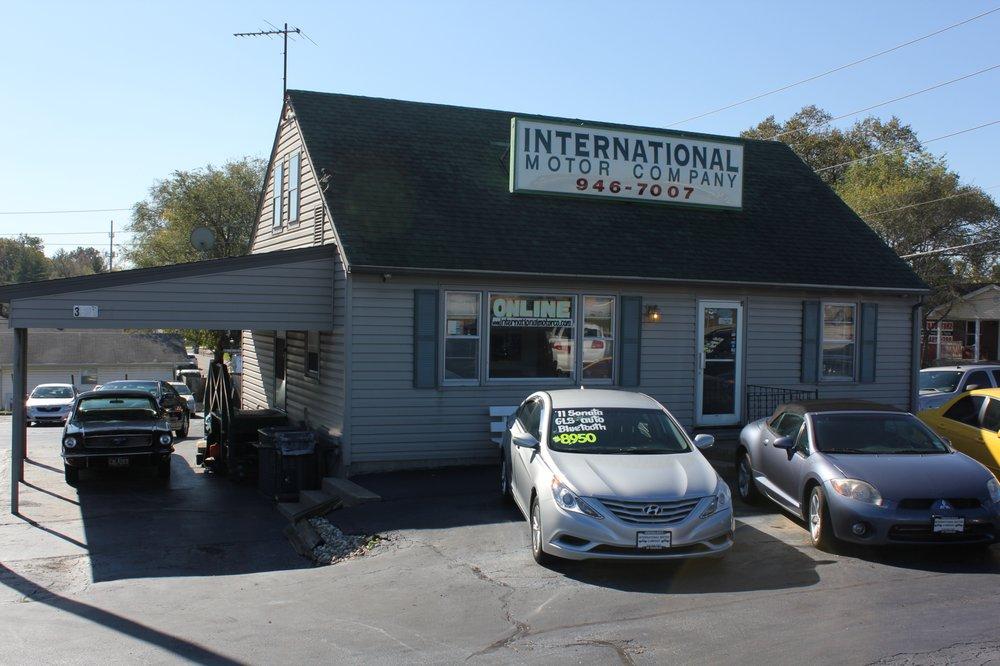 International Motor Co Demander Un Devis