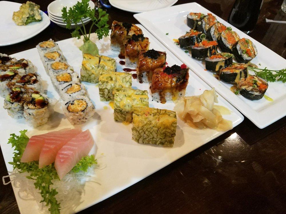 Osaka Sushi & Grill: 14428 N Dale Mabry Hwy, Tampa, FL