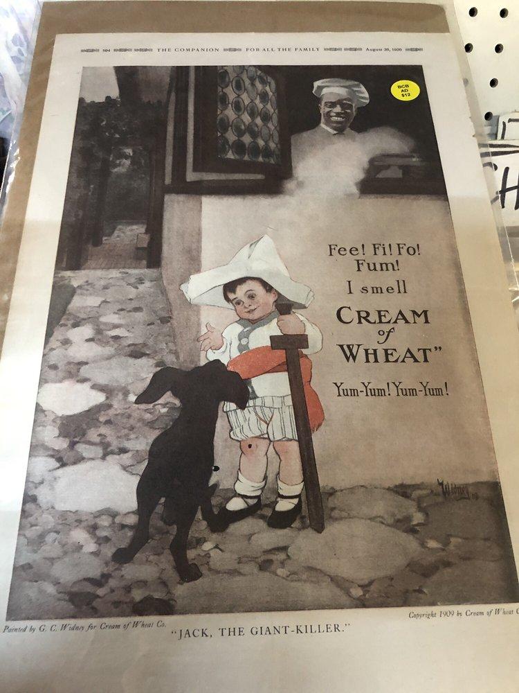 Vintage food ads - Yelp