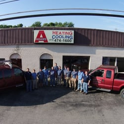 Adams Heating And Air Conditioning 8185 Beechmont Ave