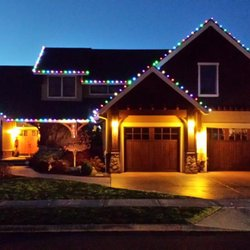 Photo of Custom Fit Lighting - Spokane Valley WA United States : custom christmas lighting - www.canuckmediamonitor.org