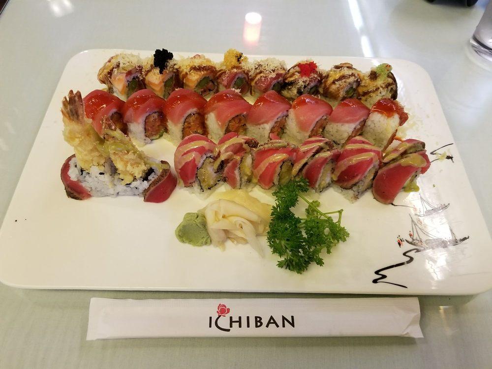 Ichiban Hibachi & Sushi- Flowood: 153 Ridge Way, Flowood, MS