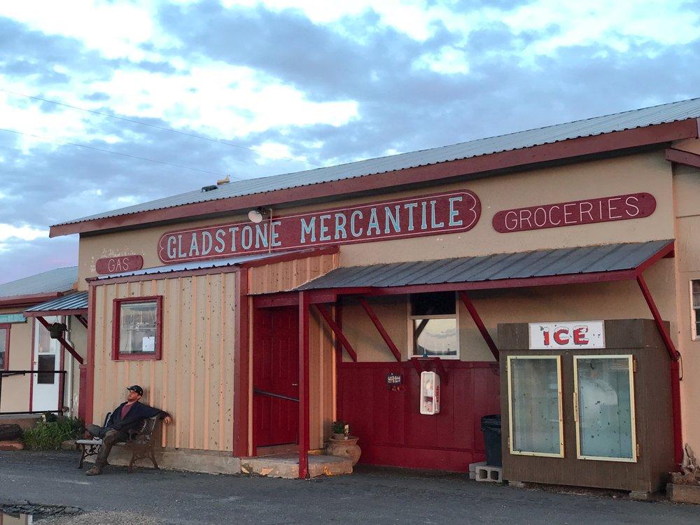 Gladstone Mercantile: 4618 Springer Hwy, Gladstone, NM