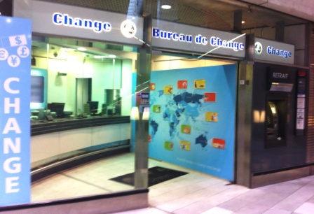 Ice international currency exchange chiuso cambio - Bureau de change montpellier aeroport ...