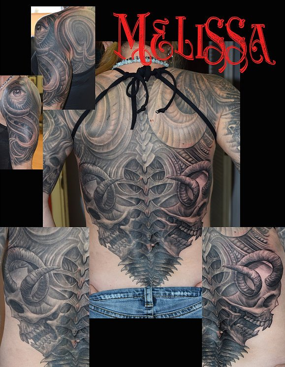 Photo of Mark of Cain Tattoo's: Westville, IL
