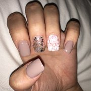 Gel Photo Of Cherry Blossom Nail Lounge West Covina Ca United States