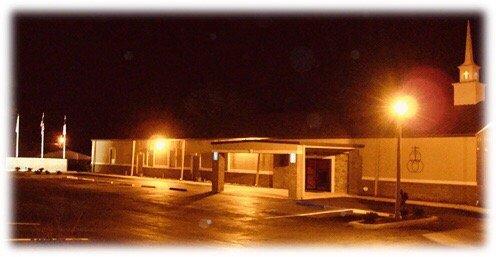 House of God Church: 112 Lincoln St, Greenville, AL